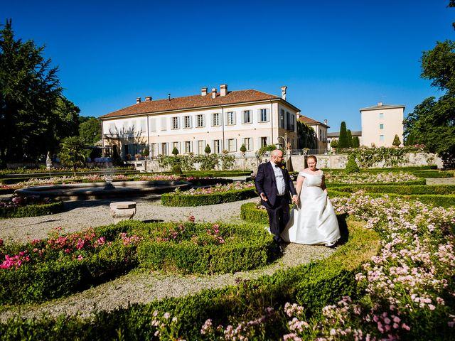 Il matrimonio di Paolo e Elisabetta a Brugherio, Monza e Brianza 1