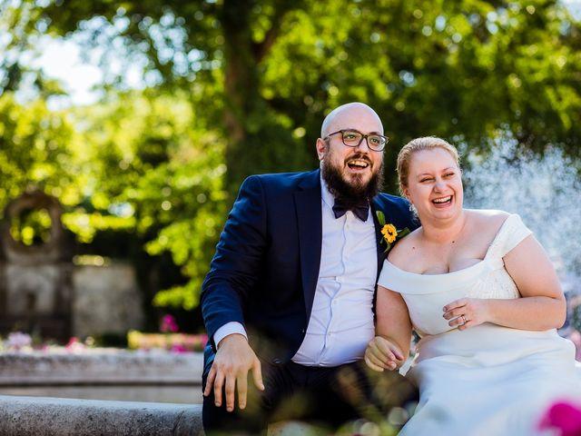 Il matrimonio di Paolo e Elisabetta a Brugherio, Monza e Brianza 2