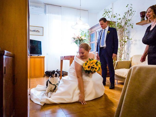 Il matrimonio di Paolo e Elisabetta a Brugherio, Monza e Brianza 25