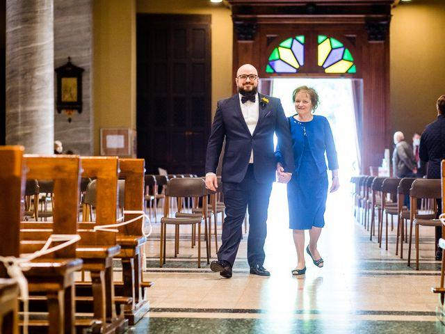 Il matrimonio di Paolo e Elisabetta a Brugherio, Monza e Brianza 34