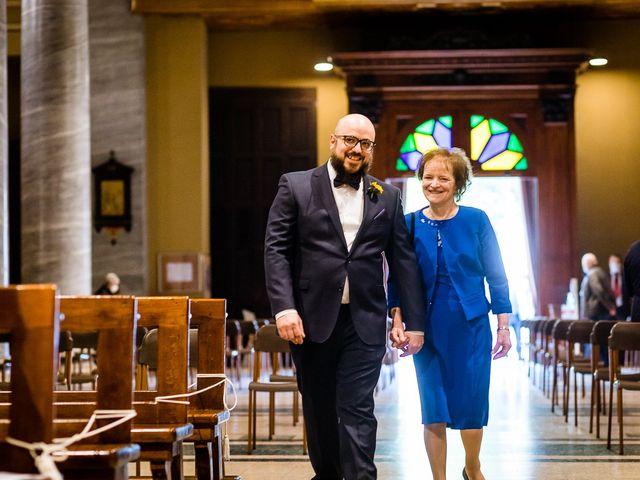 Il matrimonio di Paolo e Elisabetta a Brugherio, Monza e Brianza 35