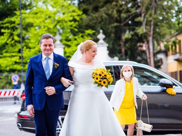 Il matrimonio di Paolo e Elisabetta a Brugherio, Monza e Brianza 38