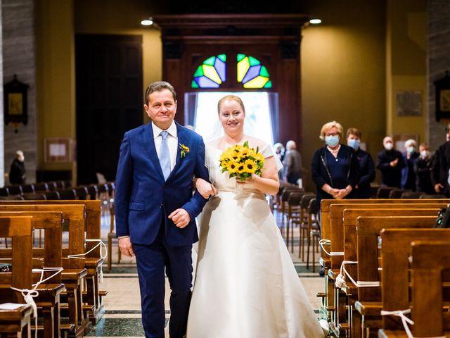 Il matrimonio di Paolo e Elisabetta a Brugherio, Monza e Brianza 40