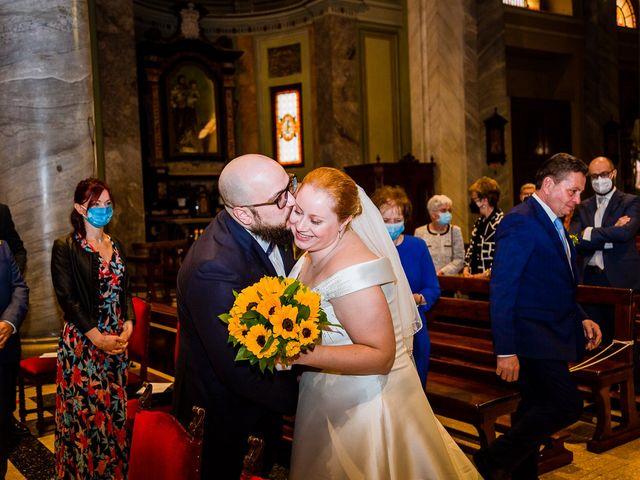 Il matrimonio di Paolo e Elisabetta a Brugherio, Monza e Brianza 42