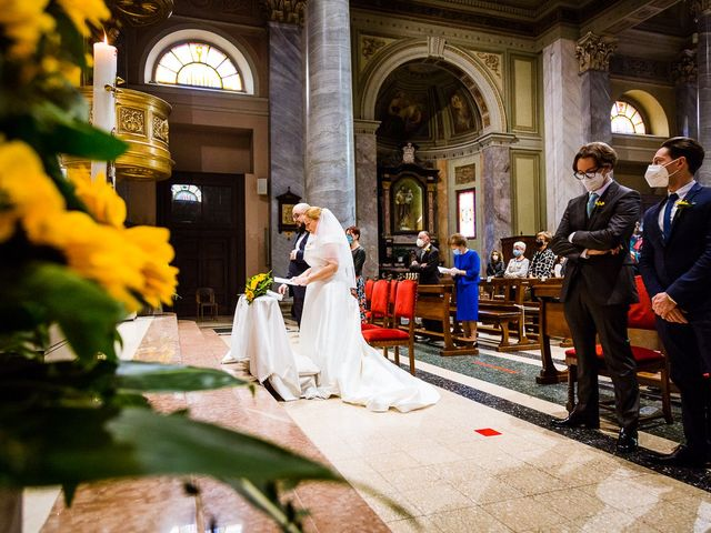 Il matrimonio di Paolo e Elisabetta a Brugherio, Monza e Brianza 43