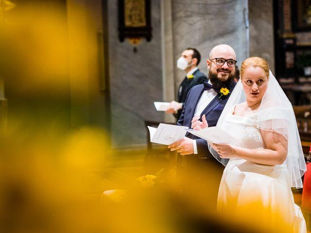 Il matrimonio di Paolo e Elisabetta a Brugherio, Monza e Brianza 44