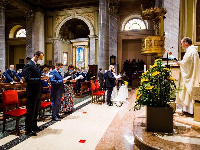 Il matrimonio di Paolo e Elisabetta a Brugherio, Monza e Brianza 45