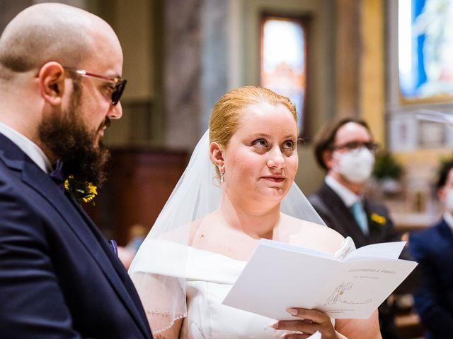 Il matrimonio di Paolo e Elisabetta a Brugherio, Monza e Brianza 49
