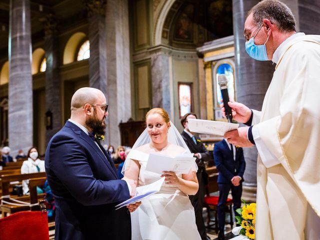 Il matrimonio di Paolo e Elisabetta a Brugherio, Monza e Brianza 50