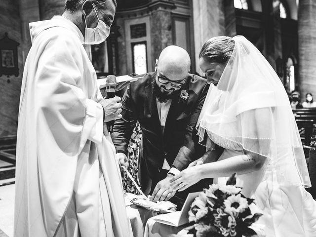 Il matrimonio di Paolo e Elisabetta a Brugherio, Monza e Brianza 52