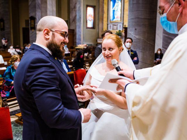 Il matrimonio di Paolo e Elisabetta a Brugherio, Monza e Brianza 54