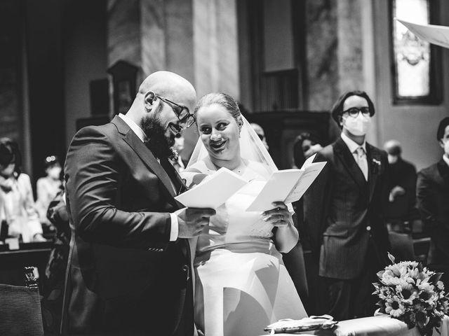 Il matrimonio di Paolo e Elisabetta a Brugherio, Monza e Brianza 56