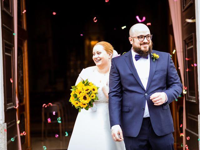 Il matrimonio di Paolo e Elisabetta a Brugherio, Monza e Brianza 58
