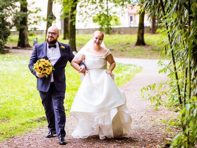Il matrimonio di Paolo e Elisabetta a Brugherio, Monza e Brianza 59