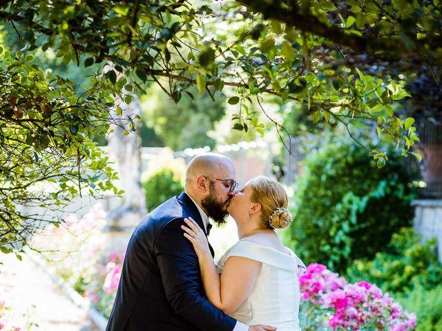 Il matrimonio di Paolo e Elisabetta a Brugherio, Monza e Brianza 63