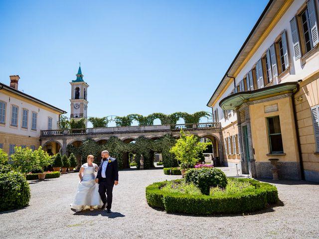 Il matrimonio di Paolo e Elisabetta a Brugherio, Monza e Brianza 65
