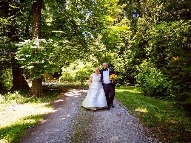 Il matrimonio di Paolo e Elisabetta a Brugherio, Monza e Brianza 67