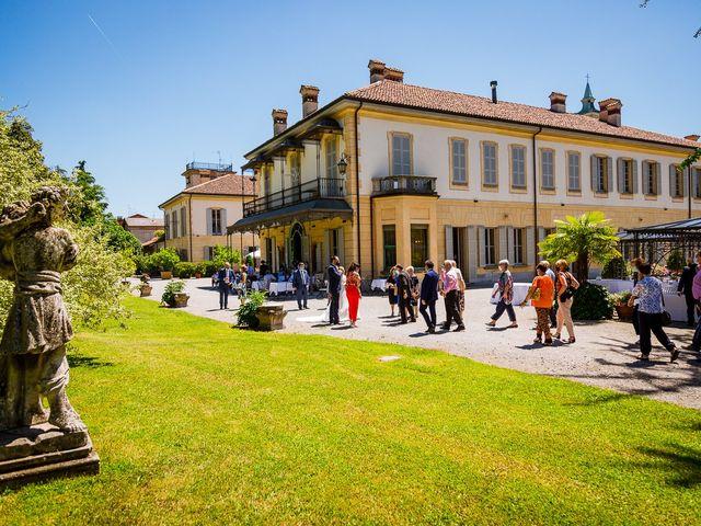 Il matrimonio di Paolo e Elisabetta a Brugherio, Monza e Brianza 68