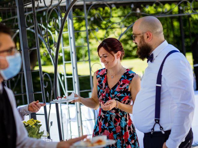 Il matrimonio di Paolo e Elisabetta a Brugherio, Monza e Brianza 70