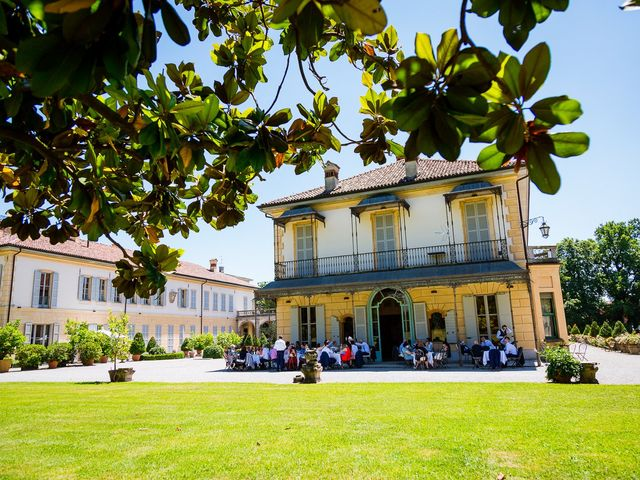 Il matrimonio di Paolo e Elisabetta a Brugherio, Monza e Brianza 71