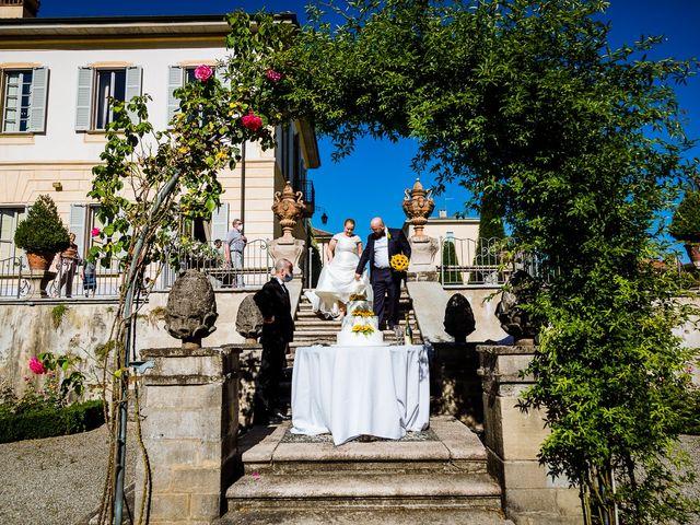 Il matrimonio di Paolo e Elisabetta a Brugherio, Monza e Brianza 79