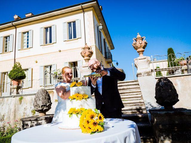 Il matrimonio di Paolo e Elisabetta a Brugherio, Monza e Brianza 81