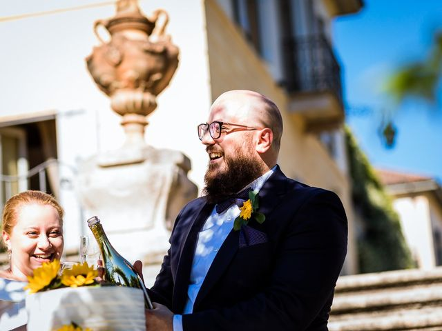 Il matrimonio di Paolo e Elisabetta a Brugherio, Monza e Brianza 83