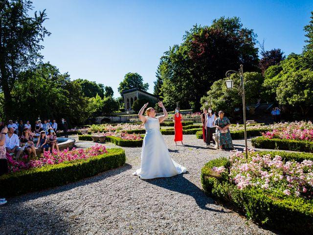 Il matrimonio di Paolo e Elisabetta a Brugherio, Monza e Brianza 85
