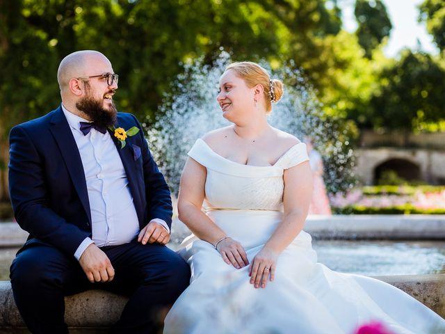 Il matrimonio di Paolo e Elisabetta a Brugherio, Monza e Brianza 88