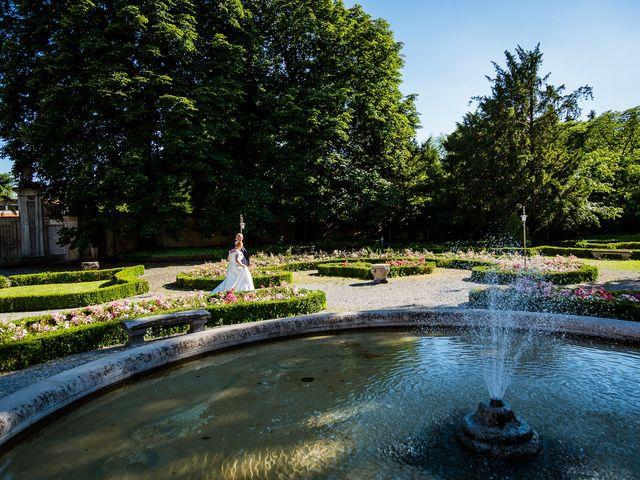 Il matrimonio di Paolo e Elisabetta a Brugherio, Monza e Brianza 89