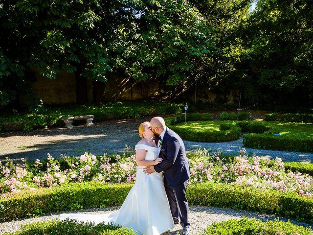Il matrimonio di Paolo e Elisabetta a Brugherio, Monza e Brianza 91