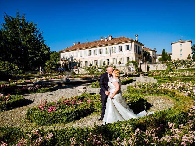 Il matrimonio di Paolo e Elisabetta a Brugherio, Monza e Brianza 92