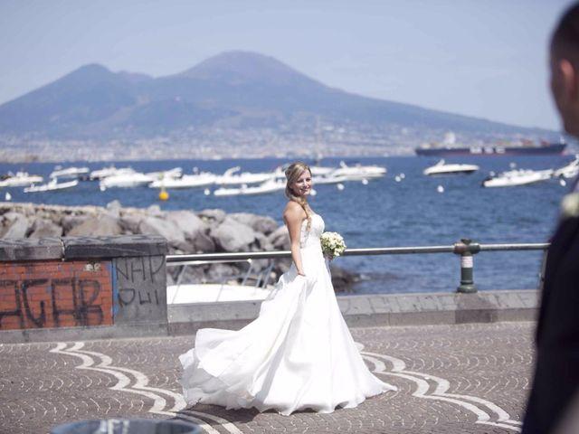 Il matrimonio di Antonio e Elisa a Napoli, Napoli 7