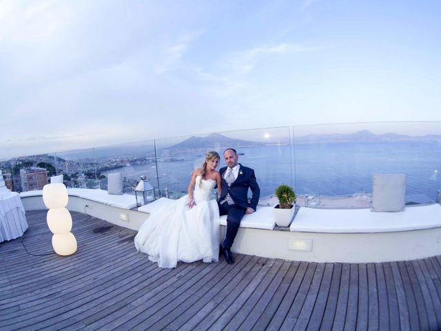 Il matrimonio di Antonio e Elisa a Napoli, Napoli 15