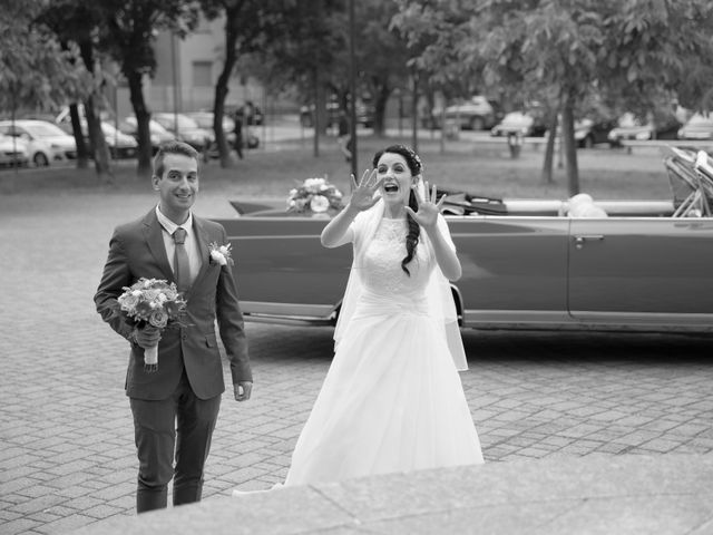 Il matrimonio di Marco e Elena a Fara Gera d'Adda, Bergamo 28