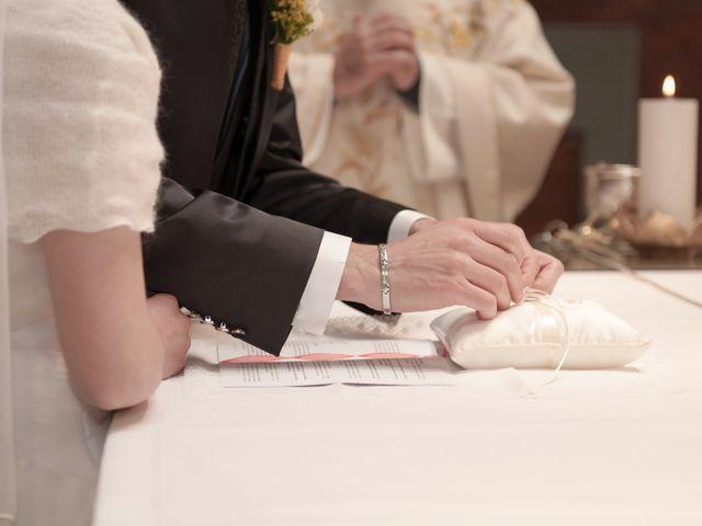 Il matrimonio di Marco e Elena a Fara Gera d'Adda, Bergamo 33