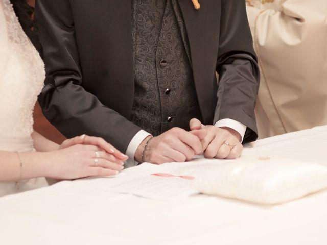 Il matrimonio di Marco e Elena a Fara Gera d'Adda, Bergamo 37