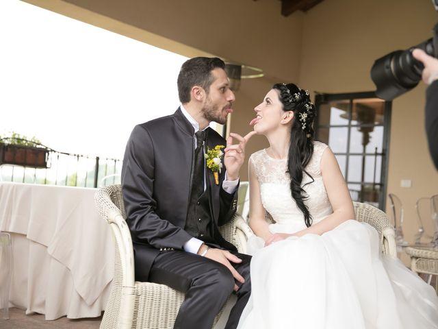 Il matrimonio di Marco e Elena a Fara Gera d'Adda, Bergamo 54