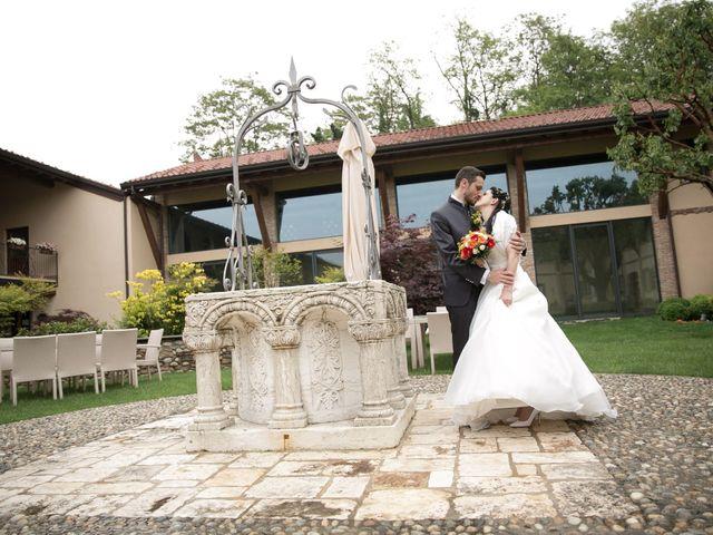 Il matrimonio di Marco e Elena a Fara Gera d'Adda, Bergamo 55