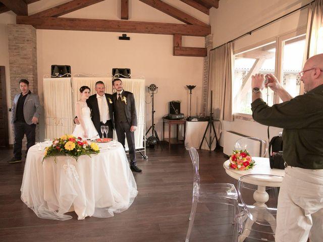 Il matrimonio di Marco e Elena a Fara Gera d'Adda, Bergamo 60