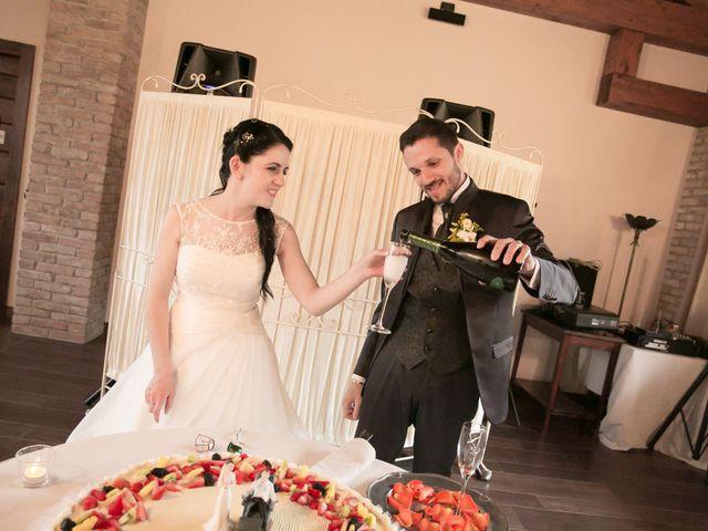 Il matrimonio di Marco e Elena a Fara Gera d'Adda, Bergamo 62