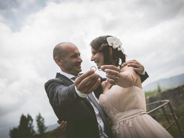 Il matrimonio di Luca e Romina a Massa, Massa Carrara 17