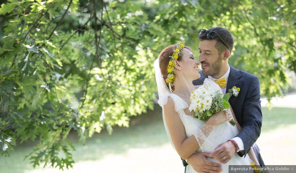 Il matrimonio di Andrea e Chiara a Vimercate, Monza e Brianza