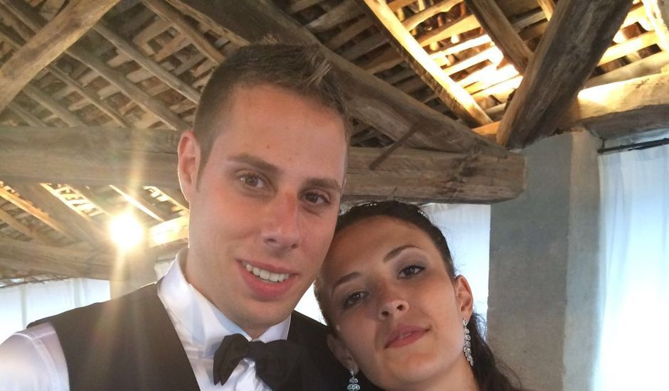 Il matrimonio di Moira e Luca a Casalzuigno, Varese