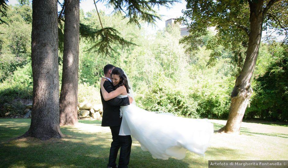 Il matrimonio di pier e jasmine a salussola biella for Biella arredi salussola