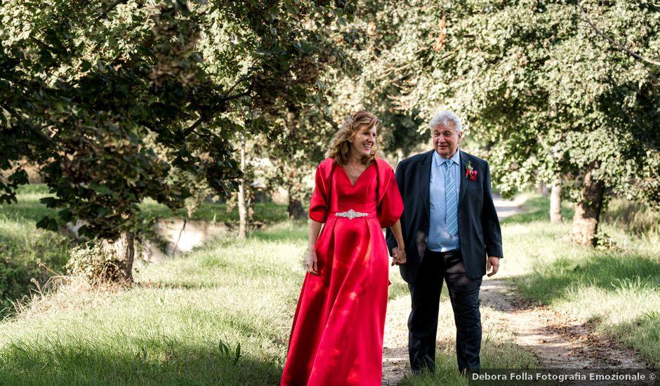 Il matrimonio di Bruno e Ombretta a Vermezzo, Milano