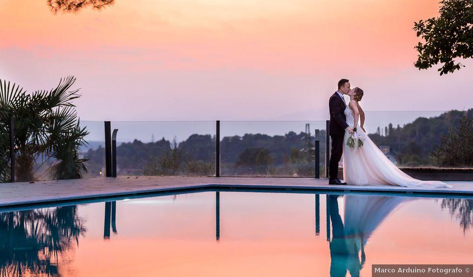 Il matrimonio di Gabriele e Anna a Viverone, Biella