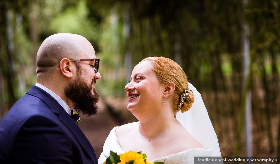 Il matrimonio di Paolo e Elisabetta a Brugherio, Monza e Brianza