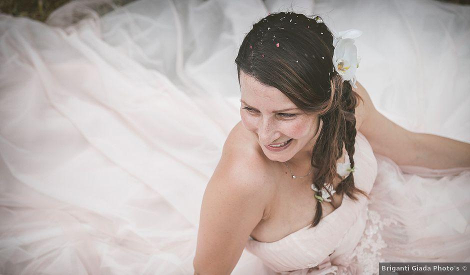 Il matrimonio di Luca e Romina a Massa, Massa Carrara