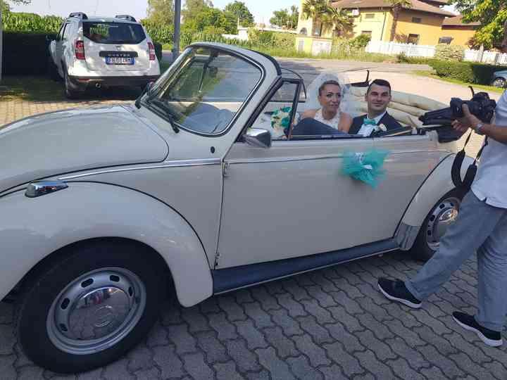 Le nozze di Silvana  e Gianmarco